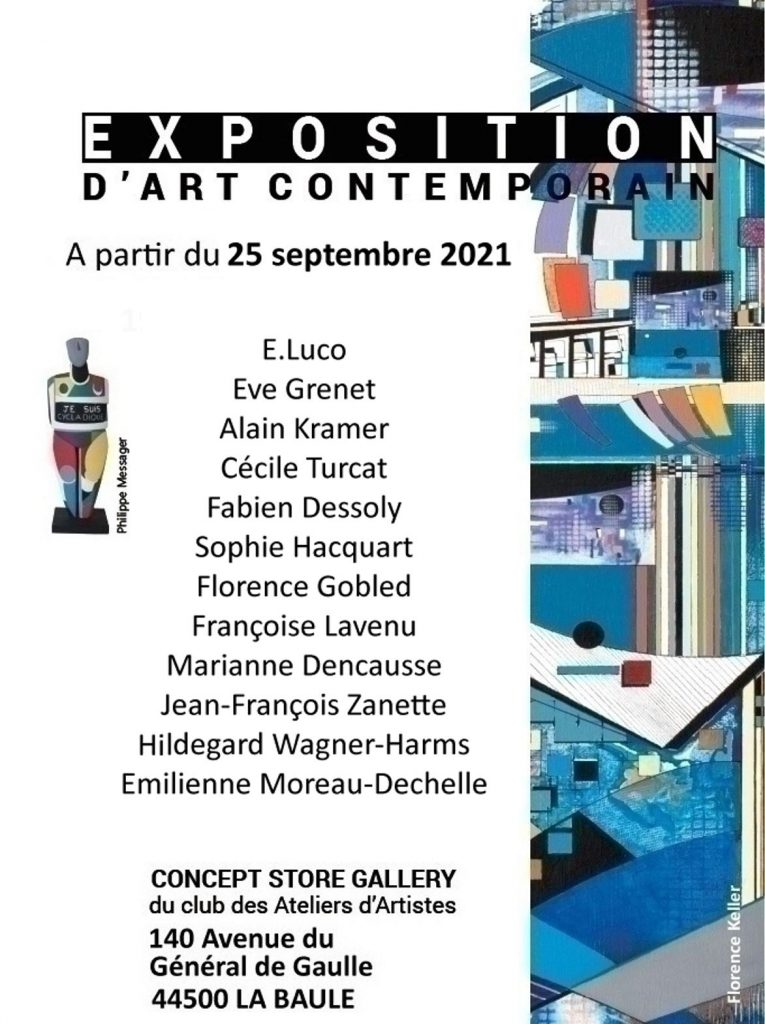 exposition_la_baule_Alain_Kramer